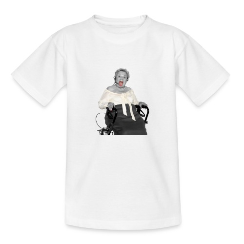 OMA ANNI - Headset - Teenager T-Shirt