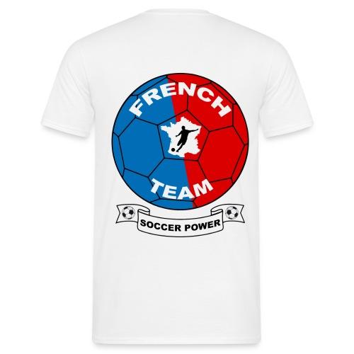 T-shirt french team (football) - Men's T-Shirt