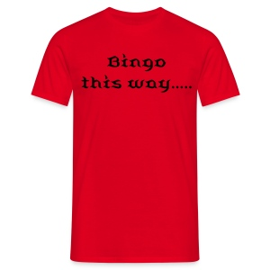 BINGO - Men's T-Shirt