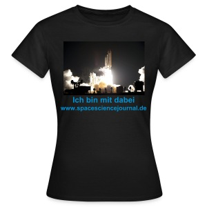 Shuttle-Start - Damen - Frauen T-Shirt