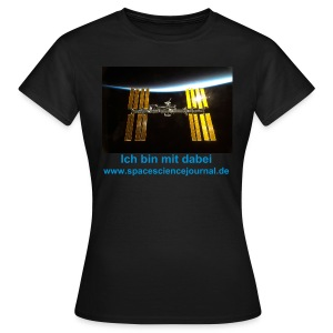 ISS2 - Damen - Frauen T-Shirt