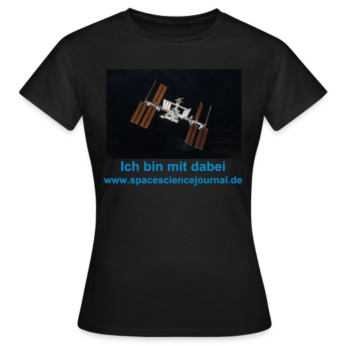 ISS1 - Damen - Frauen T-Shirt