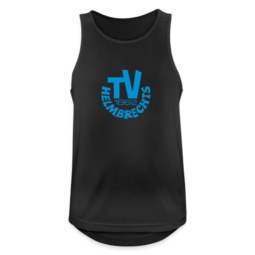 TVH Tank Top Laufshirt Männer atmungsaktiv - Männer Tank Top atmungsaktiv