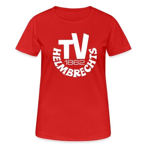 Funktionsshirt TVH Sportshirt Damen atmungsaktiv - Frauen T-Shirt atmungsaktiv