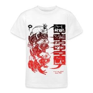 Peachbeach Goldkröte - Teenager T-Shirt