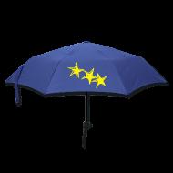Regenschirme ~ Regenschirm (klein) ~ Regenschirm Sterne