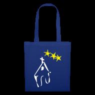 Taschen & Rucksäcke ~ Stoffbeutel ~ Stofftasche Ndh-Logo Dunkel
