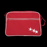 Taschen & Rucksäcke ~ Retro Tasche ~ Retrotasche Sterne