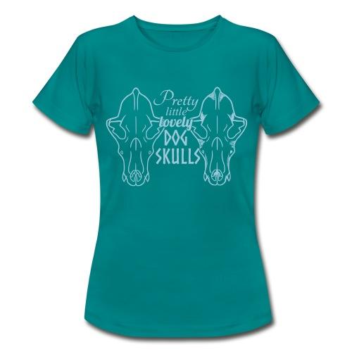 Pretty Little Lovely Mermaids - Frauen T-Shirt