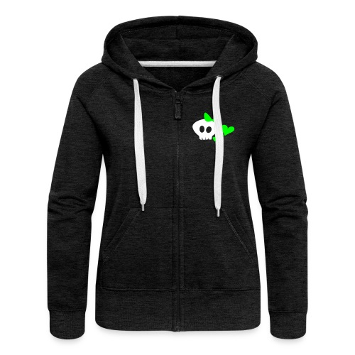 Exclusive - Skullarfly Promotions Hoodie - Women's Premium Hooded Jacket