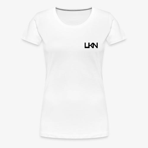UKN Black Logo Women's T-Shirt - Women's Premium T-Shirt
