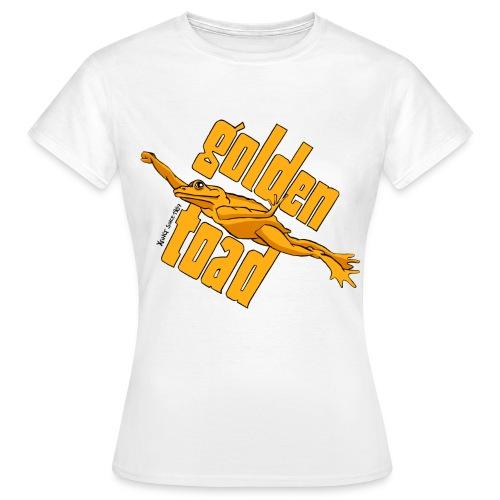 Volker Konrad Goldkröte - Frauen T-Shirt