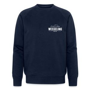Trui met logo op borst - Mannen bio sweatshirt van Stanley & Stella