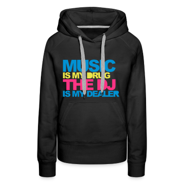 Nero Music Is My Drug V4 Pullover
