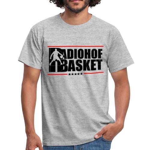 Permium grey Radiohof - Men's T-Shirt
