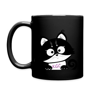 Black Kitty´s Game corner mug - 2018 EDITION - Full Colour Mug