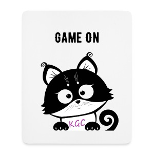 Kitty´s Game Corner mouse mat - Mouse Pad (vertical)
