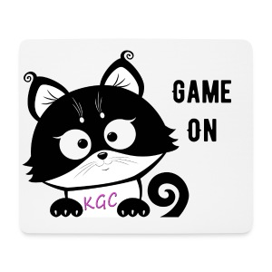 Kitty´s Game Corner mouse mat - Mouse Pad (horizontal)
