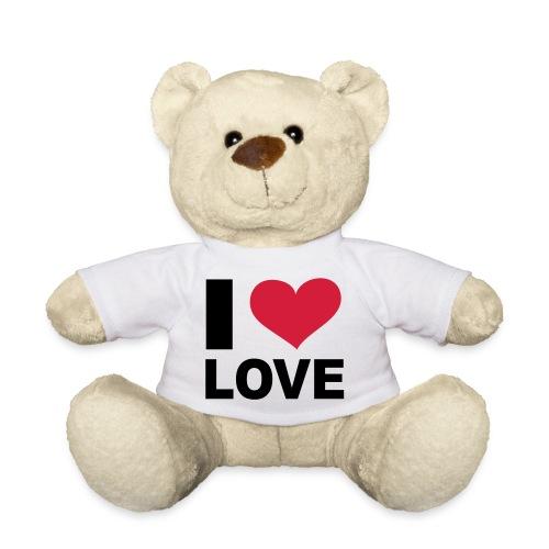 Nalle/Bear  I Love - Nalle