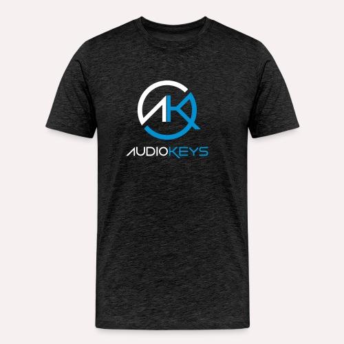 AK 2018 Tee-Shirt AudioKeys 2018 - T-shirt Premium Homme