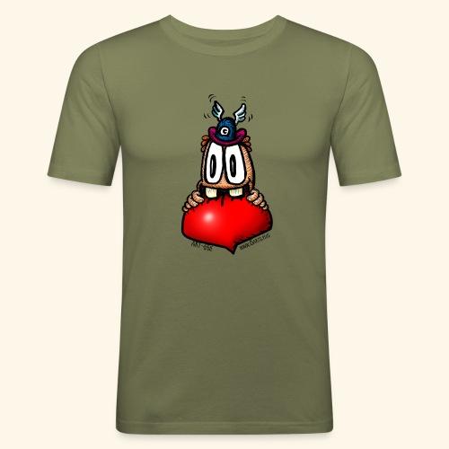 art-geil t-shirt - Männer Slim Fit T-Shirt