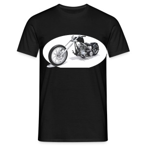 Chopper Xil - T-shirt Homme