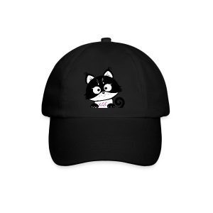 Black Kitty´s Game Corner cap - Baseball Cap