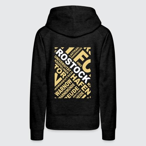 Alles Rostock - Frauen Premium Hoodie