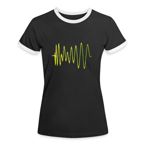 Voxel Records BOOM Ringer - Women's Ringer T-Shirt
