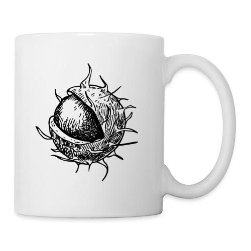 Keltisches Horoskop - Die Kastanie - Tasse