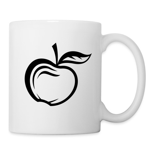 Keltisches Horoskop - Der Apfelbaum - Tasse