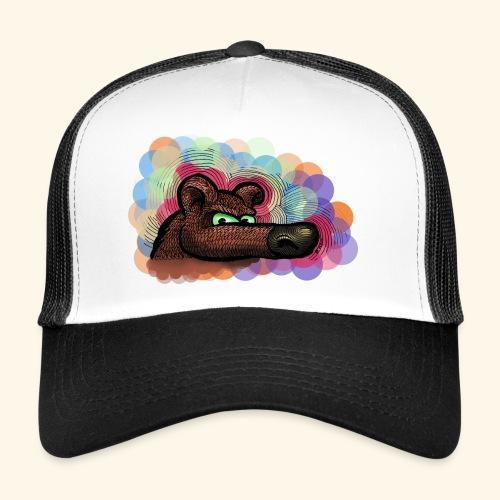 bubbles bear cap - Trucker Cap