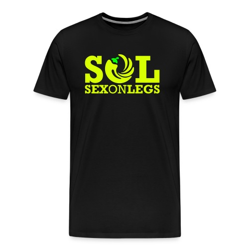 SEXONLEGS T-SHIRT - Männer Premium T-Shirt
