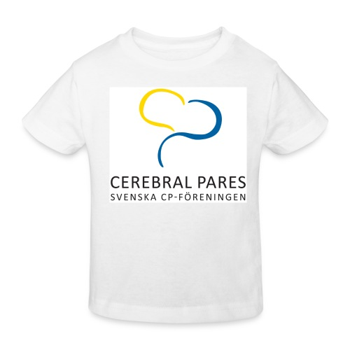 Barn t-shirt SvCP - Ekologisk T-shirt barn