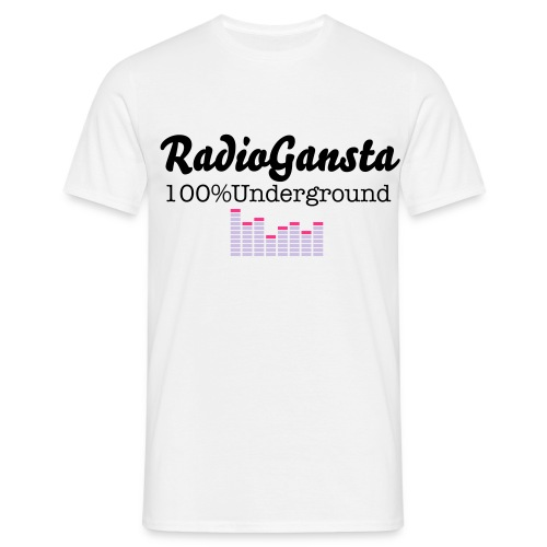 RadioGansta Collection - T-shirt Homme