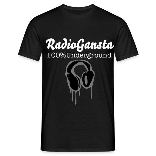 RadioGansta Collection1 - T-shirt Homme
