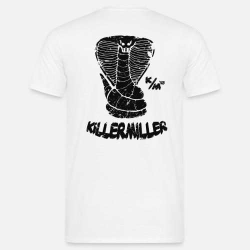 Cobraking - Männer T-Shirt