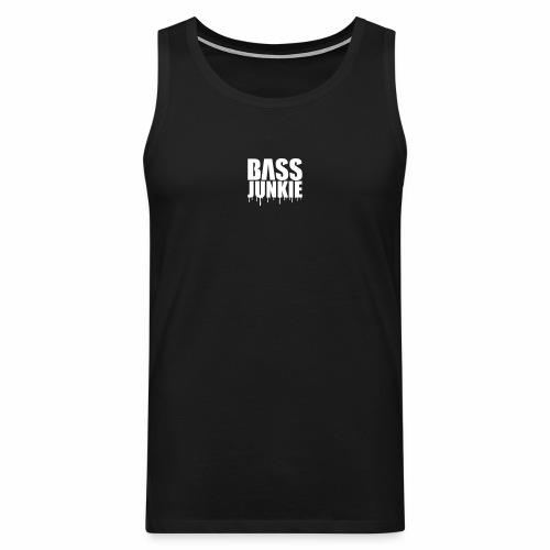 Bassjunkie - Tanktop - Männer Premium Tank Top