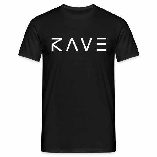DIGITAL RAVE - T-Shirt - Männer T-Shirt