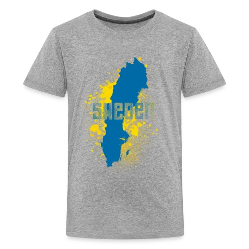 Sweden 2 - Teenager Premium T-Shirt