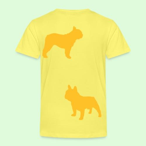 Ombres Françaises - T-shirt Premium Enfant