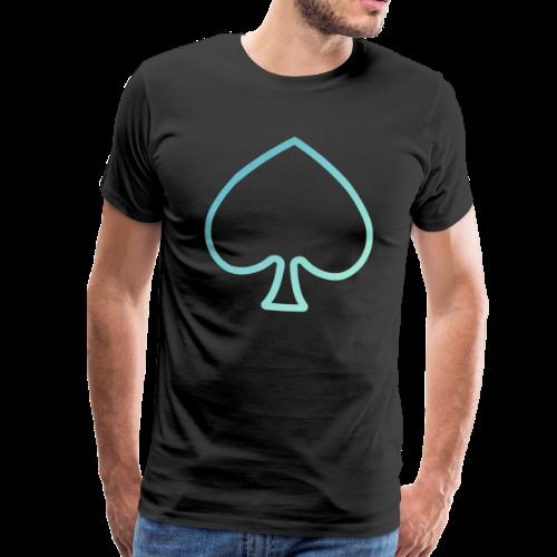 Ace of Spades - Männer Premium T-Shirt