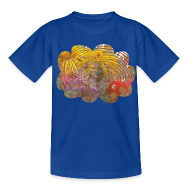 T-shirts ~ Teenager-T-shirt ~ T-shirt børn, angel cloud