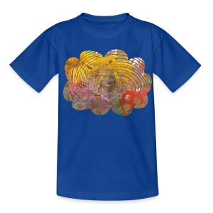 T-shirt børn, angel cloud - Teenager-T-shirt