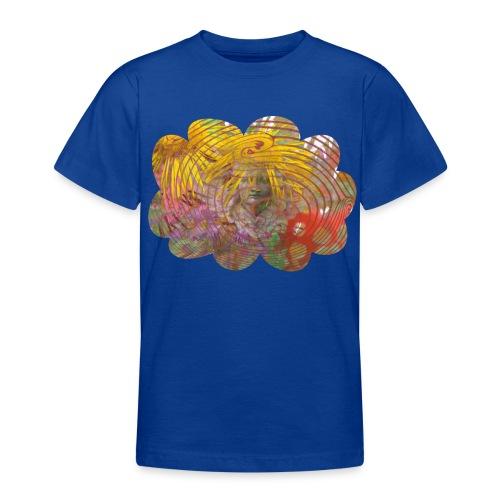 T-shirt børn, angel cloud - Teenager-T-shirt
