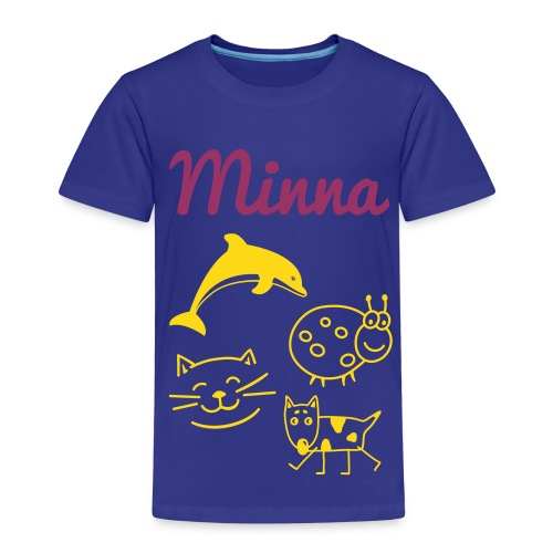 minna - Kinder Premium T-Shirt