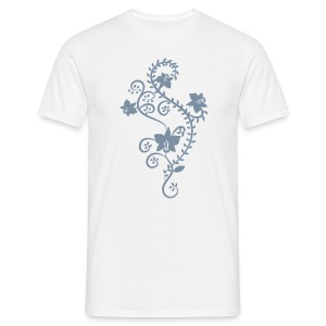 T-shirt fashion deco henné baroque - T-shirt Homme