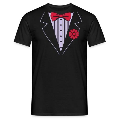 Tuxedo - Mannen T-shirt
