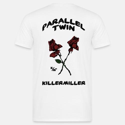 Paralleltwin - Männer T-Shirt