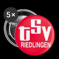 Buttons & Anstecker ~ Buttons klein 25 mm ~ Anstecker klein 25 mm TSV logo rot